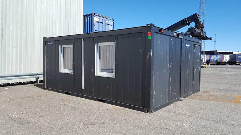 Kontorcontainer Dancontainer