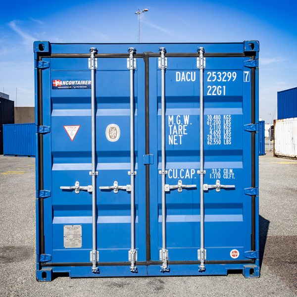 Standardcontainere